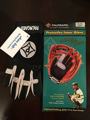 Palmgard Protective Inner Glove. Right Hand. Color Black Adult And Youth Sizes