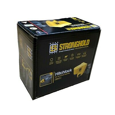 Stronghold Coupling Head Lock for Knott-Avonride Hitches - SH5415 New Type