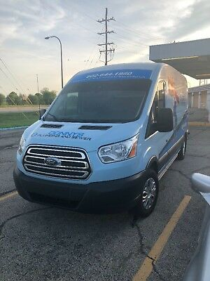 2016 Ford TRANSIT T-250 250 Van Med. Roof w-Sliding Pass. 148-in. WB 2016 FORD TRANSIT T-250