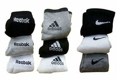 3 Pair Ankle Length Sports Socks For Men Multi Brand & Color