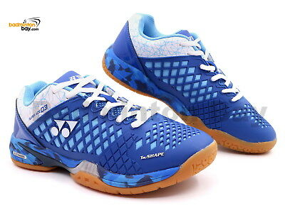 Yonex Super Ace 03 Blue Badminton Shoes With Tru Cushion