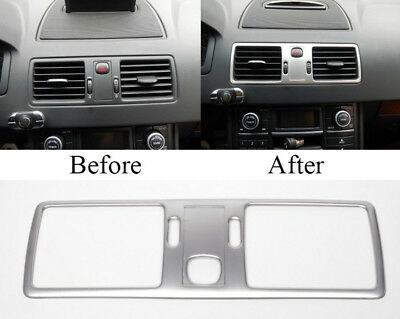Trim Decor dash air condition AC Vent control frame cover trim for Volvo XC90