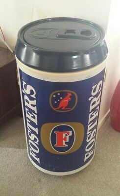 Fosters Electric Beer Chiller/Esky Barrel