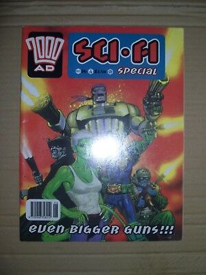 2000AD Sci Fi Special 1993