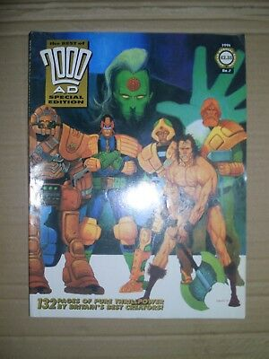 Best of  2000AD Special Edition 2 1994