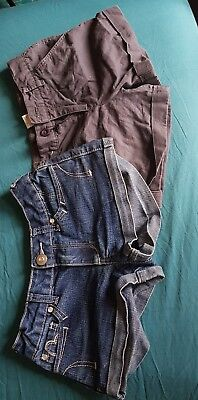 girls size 7 and 8 target shorts