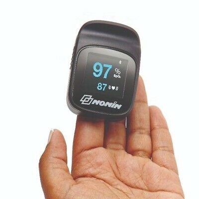 *BLUETOOTH* Nonin Connect™ Elite Model 3240 - Wireless Finger Pulse Oximeter