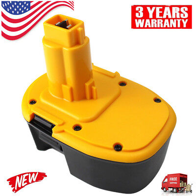 2X 14.4 Volt Ni-Cd For Dewalt DC9091 XRP DW9094 DE9092 Cordless Extended Battery