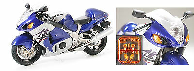 Tamiya 14090 1/12 SUZUKI GSX1300R HAYABUSA Limited Ver. from Japan