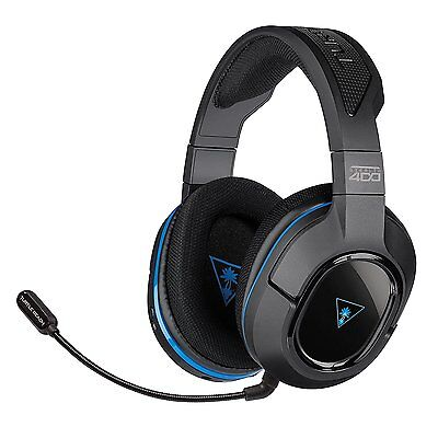 Turtle Beach Ear Force Stealth 400 Premium Fully Wireless Gaming Headset-PS4,PS3