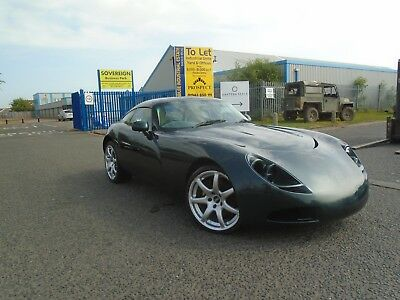 2004 Tvr T350C 3.6 Salvage Cat N Now Just Needs Prep And Paint To Finish
