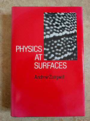Andrew Zangwill Physics at surfaces