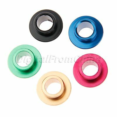 10PCS Inline Skate Wheel Bearing Spacer Aluminium Alloy Spacers For 6mm Axles❤lo