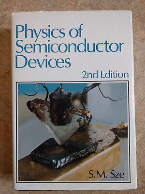 Physics of Semiconductor Devices Sze