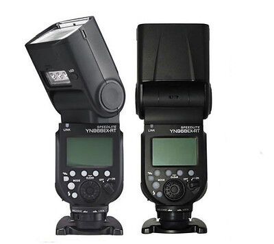Yongnuo YN968EX-RT Wireless Speedlite TTL HSS with LED  for Canon