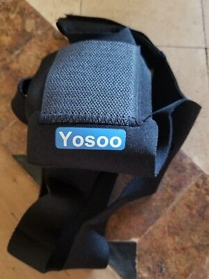 Yosoo Anti Stop Chin Strap Belt Support Quiet Sleep Stop Snore Device