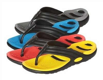 JAMES FIALLO MEN'S SPIKY FLOP FLOP SIZE 7-12 > (Lot of 30 Pairs)