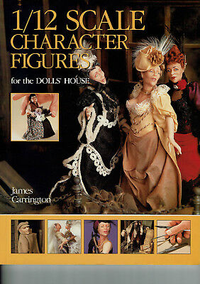 1/12 Scale Character Figures for the Dolls' House von James Carrington (2000, Ta