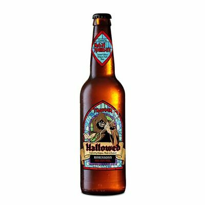 Iron Maiden Trooper Hallowed Bier (Ltd. Edition) inkl. Pfand, limitierte Flasche