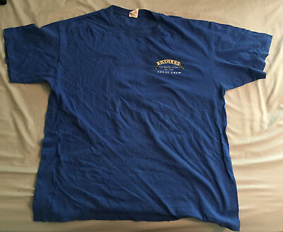 Eagles Long Road Out Of Eden 2010 Tour Local Crew Concert Shirt XL