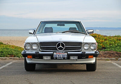 1989 Mercedes-Benz SL-Class Two Door Convertible 1989 Mercedes-Benz 560SL - 53k Miles, 1 Owner, Very Clean & Mechanically Strong