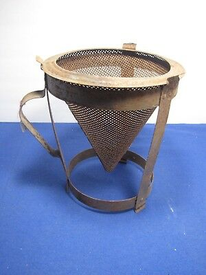 Colander Mill Masher Canning Antique Collectible