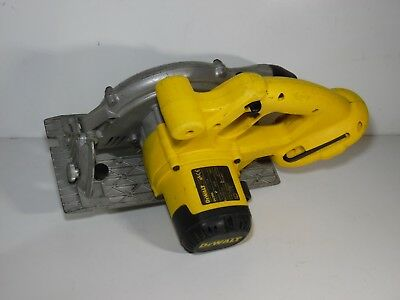 DeWalt DC390 18v XRP Cordless Circular Saw 165mm Bare great  working order