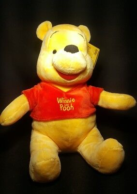 """Disney Winnie The Pooh Kohl's Cares Exclusive 12"""" Tall***** NEW WITH TAG*****"""