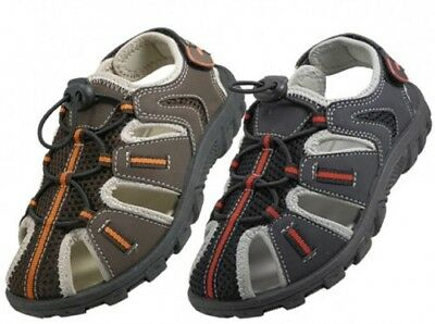 YOUTH'S HIKER SPORT SANDALS WITH LACES  > (Lot of 24 Pairs)