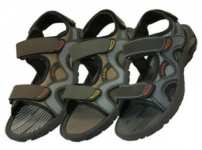 YOUTH'S HOOK AND LOOP CLOSURE STRAP SPORT SANDALS > (Lot of 24 Pairs)