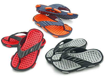 BOY'S SANDALS WITH MASSAGE FOOTBED > (Lot of 48 Pairs)