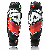 Acerbis Motocross Enduro Soft Elbow Pro 3.0 Elbow Pads Black/Red