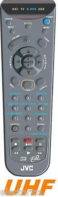 Bell Uhf Universal Remote Control 5900 6100 4700 5800 4100 4200 2800 9400 6141