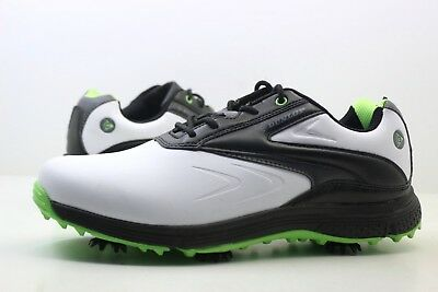 Dunlop Waterproof Leather Biomimetic 300 Mens Golf Shoes D0ca57