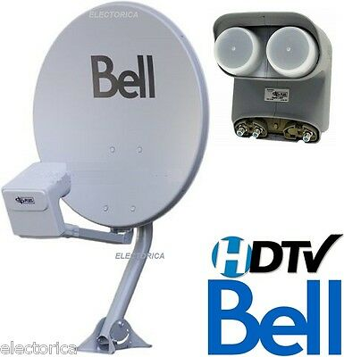 bell satellite 91 and 82