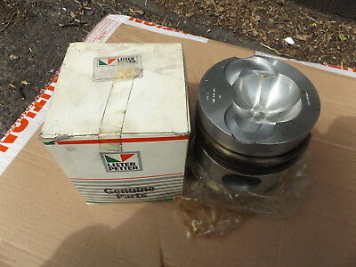 Lister Ja Jw Engine Piston Assy 582-11272
