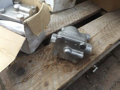 Tlv-Free-Float-Steam-Trap-Stainless-Steel-J3S-X-5-A
