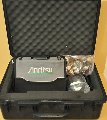 Anritsu S331E Cable Antenna Analyzer SiteMaster Loads & OSN Single Port Model