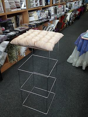 Square Rack display stand  36 x 36 x 92cm Shop Fitting