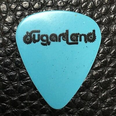 Guitar Pick - Sugarland - Real Tour Pick