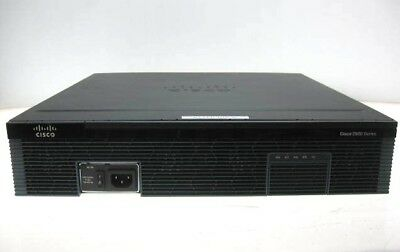 Cisco 2900 Series 2921 Integrated Service Router w/ HWIC-IT WAN Interface Card