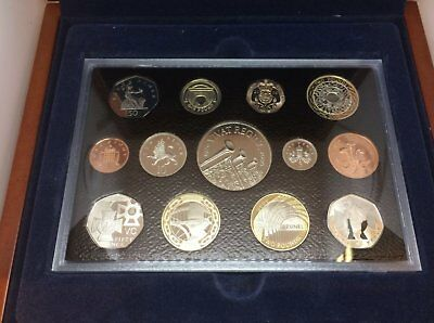 2006 United Kingdom Executive Proof Collection Collection