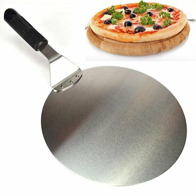 Kitchen Craft Large Sturdy 10''  Round Stainless Steel Cake Slice Lifter