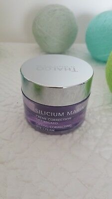 Thalgo silicium marin creme correction lift regard 15 ml neuf