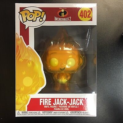 Funko POP Disney The Incredibles 2 Fire Jack Jack - IN HAND READY TO SHIP