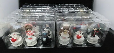 CLAMP no Kiseki Chess Pieces 36 Vol.1-12 Set USED from Japan