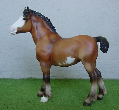 Retired Breyer 1154 Bluebell Clydesdale Foal