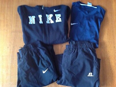 Nike Boys jacket, Tshirt and trackpants  Size XL (14)