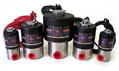 Brand new, NITROUS Solenoid, Rated up to 200 BHP                       NOS   N02