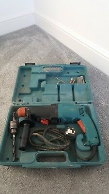Makita HR 2410 Corded Hammer Drill 230V with SDS Chuck & carrying case